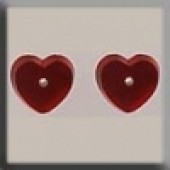 Glass Treasures 12239 - Petite Heart Ruby