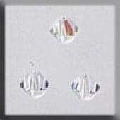 Crystal Treasures 13023 - Rondele Crystal 4mm