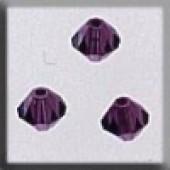 Crystal Treasures 13029 - Rondele Amethyst