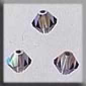 Crystal Treasures 13035 - Rondele Black Diamond