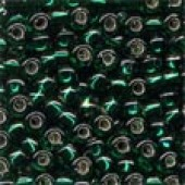 Size 6 Beads 16614 - Brilliant Green