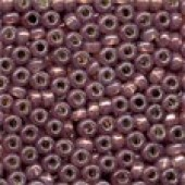 Size 8 Beads 18821 - Opal Dark Mauve