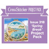 Cross Stitcher Project Pack - Spring Break Issue 318