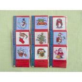 Christmas Stitchlets Kits