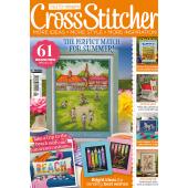 Cross Stitcher Magazine issue 359 July 2020
