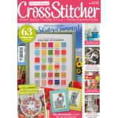 Cross Stitcher Magazine issue 360 August 2020