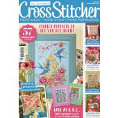 Cross Stitcher Magazine issue 361 September 2020