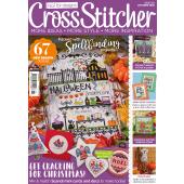 Cross Stitcher Magazine issue 362 October 2020