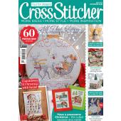 Cross Stitcher Magazine issue 363 November 2020