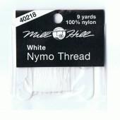 Nymo Beading Thread 40218 - White