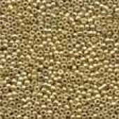 Petite Glass Beads 40557 - Gold
