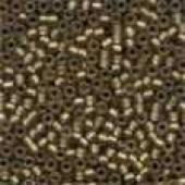 Frosted Glass Beads 62057 - Frosted Khaki