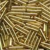 Medium Bugle Beads 82011 - Victorian Gold