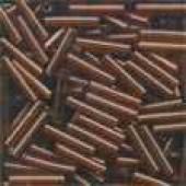 Medium Bugle Beads 82023 - Root Beer