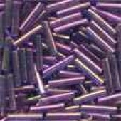 Medium Bugle Beads 82051 - Royal Mauve