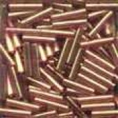 Medium Bugle Beads 82053 - Nutmeg