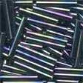 Large Bugle Beads 90374 - Rainbow