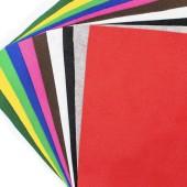 Felt Jelly Roll - Modern colours 9