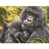BK1665 - Maternal Instinct Cross Stitch Kit