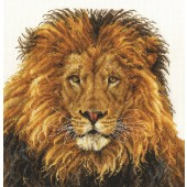 BK1668 - Lion's Pride Cross Stitch Kit
