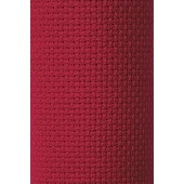 Charles Craft 14 Count Aida Red - 15 x 18in (38 x 45cm)