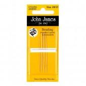 John James Beading Needles - Size 10/13