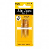 John James Chenille Needles - Size 18/24