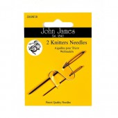 John James Knitters Needles - Size 13/18