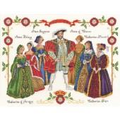 K3403 - Henry VIII Cross Stitch Kit