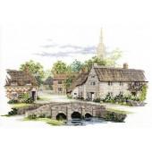 VE22 - Wiltshire Village