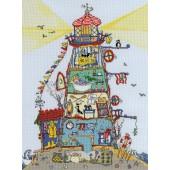 XCT1 - Cut Thru Lighthouse