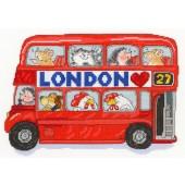 XMS8 - London Bus