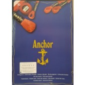 Anchor Perle Shade Card