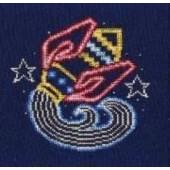 DMC Aquarius Cross Stitch Kit BK1860