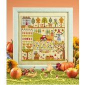 Cross Stitcher Project Pack - Autumn's In The Air XST348