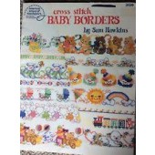 American School of Needlework - Baby Borders Cross Stitch Chart Booklet