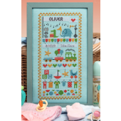 Cross Stitcher Project Pack - Baby It's You! -  XST366