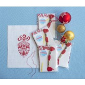Cross Stitcher UK Readers Only FREE Bauble Kit - issue 338. Use discount code CHRISTMAS18