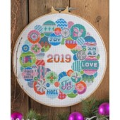 Cross Stitcher Project Pack - Seasons Greetings XST351