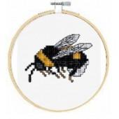 BK 1892 - DMC Bumblebee Cross Stitch Kit
