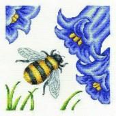DMC Kit Bee and Bluebells - BK1539