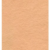 Felt Square Beige 30% Wool - 9in / 22cm