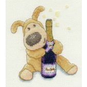BL1004/68 - Boofle Time to Celebrate Cross Stitch Kit