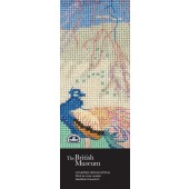 BL1148/73 - The British Museum - When Winter Wanes Cross Stitch Bookmark Kit