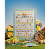 Cross Stitcher Project Pack - Bloomin' Gorgeous-  XST367