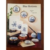Framecraft Blue Horizons Cross Stitch Booklet