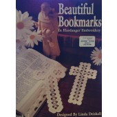 Beautiful Bookmarks in Hardanger Embroidery by Linda Driskell