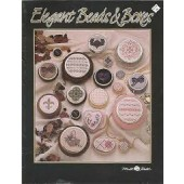Mill Hill Elegant Beads & Boxes Cross Stitch Chart