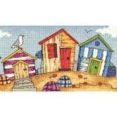 BSBH1273 - Beach Huts