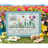 Cross Stitcher Project Pack - New Shoots -  XST369